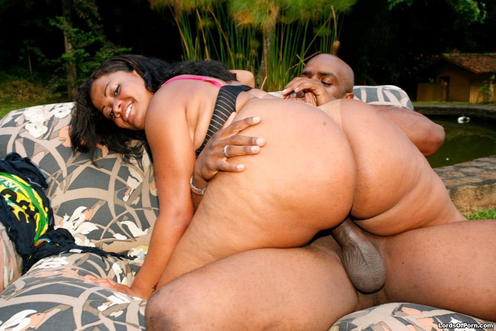 Brazilian Big Butt Orgy